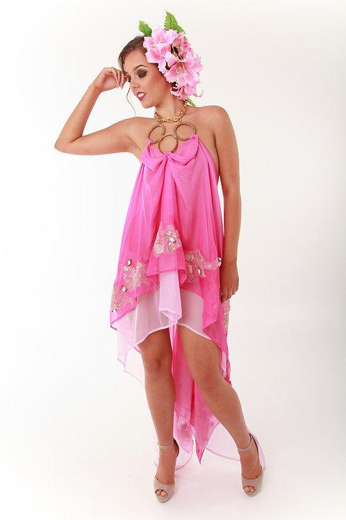 Paris Halter Dress