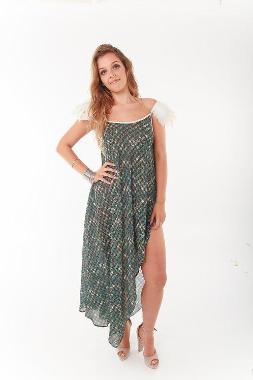Fierce Feather Dress