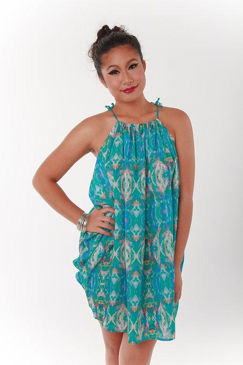 Splice Summer Dress