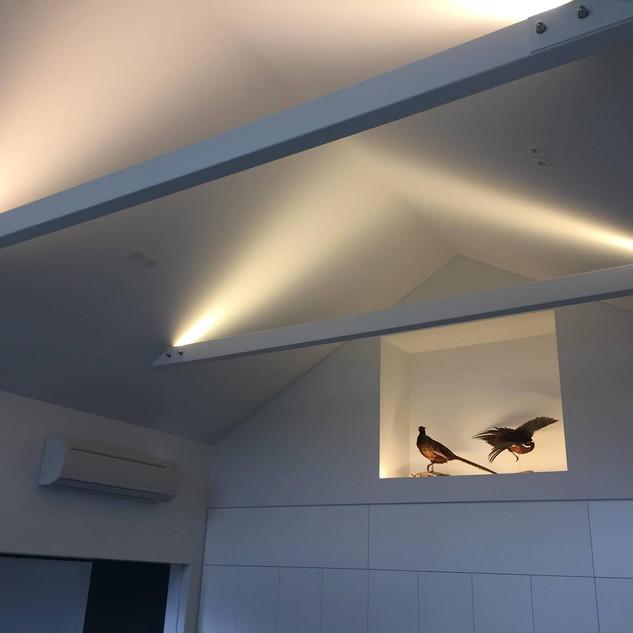 LED strip lighting