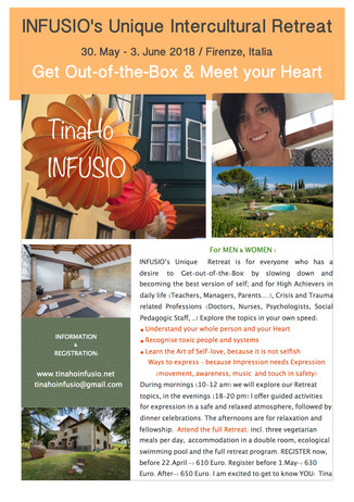 INFUSIO'S Unique Intercultural Retreat
