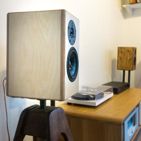 Built-to-order Speakers
