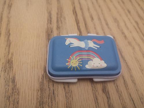 Unicorn Mini Paint Tin
