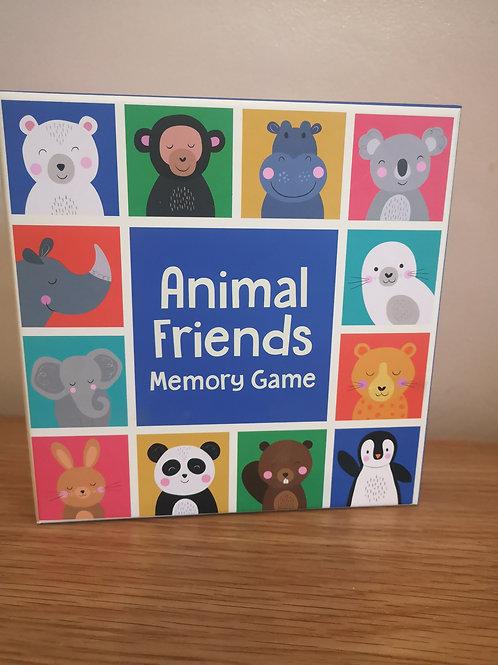 Rex London Animal Friends Memory Game