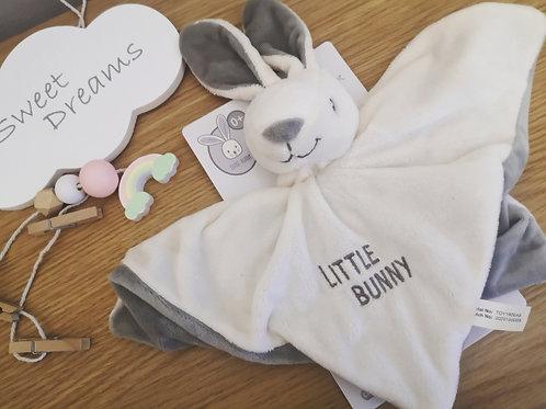 'Little Bunny' Comfort Blanket