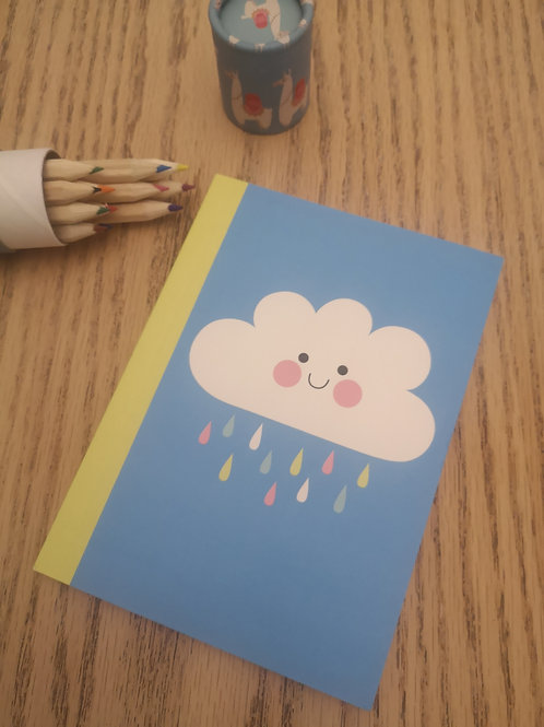 Cloud A6 Notebook