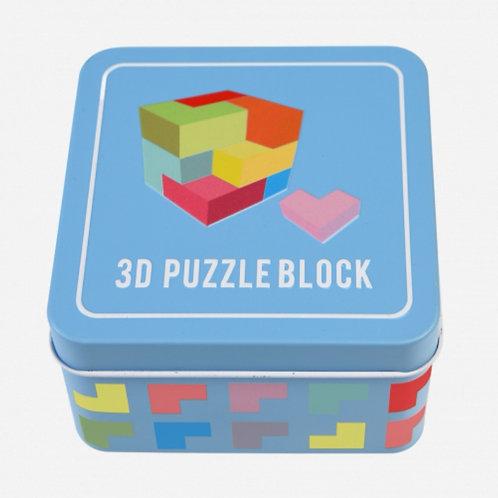Rex London 3D Puzzle Block
