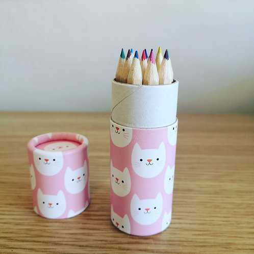 Cookie the Cat Crayons