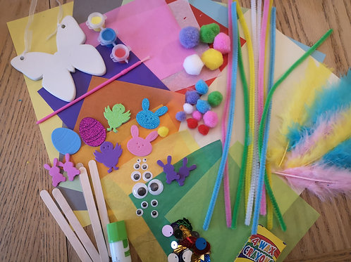Easter Craft Set - Butterfly