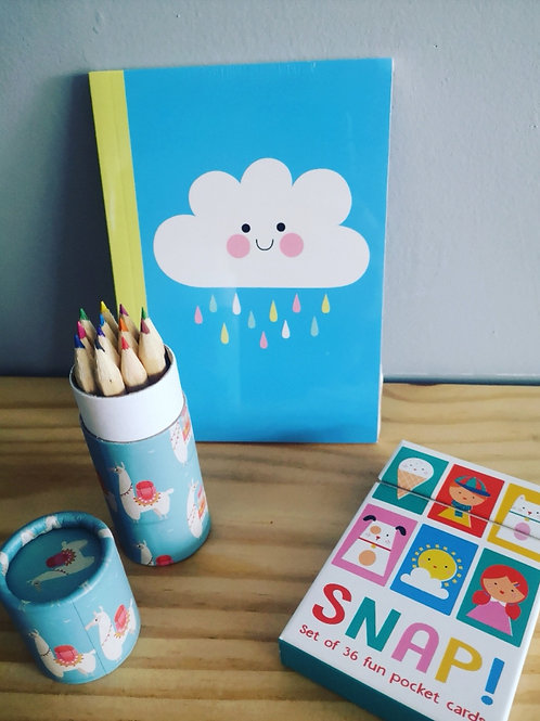 Happy Cloud Gift Set