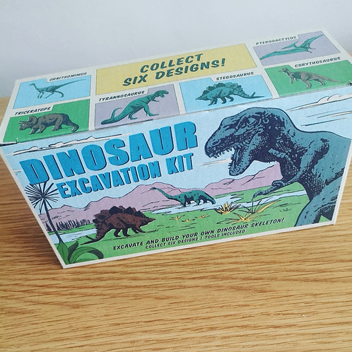 Rex London Dinosaur Excavation Kit