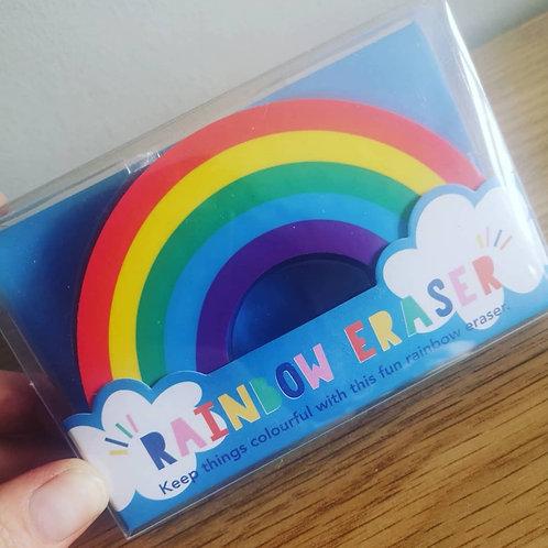 Rex London Colourful Rainbow Eraser
