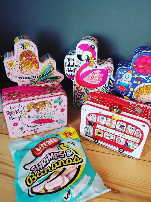 Sweets in a Tin
