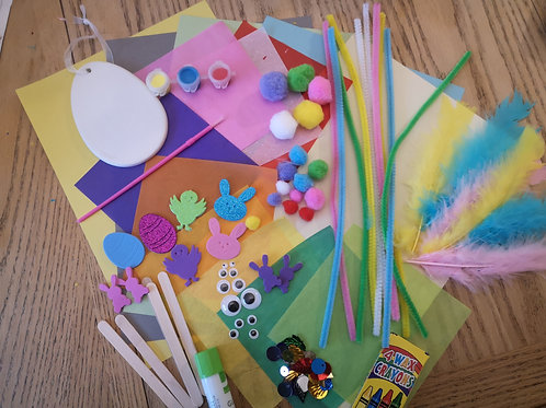 Easter Craft Set - Egg