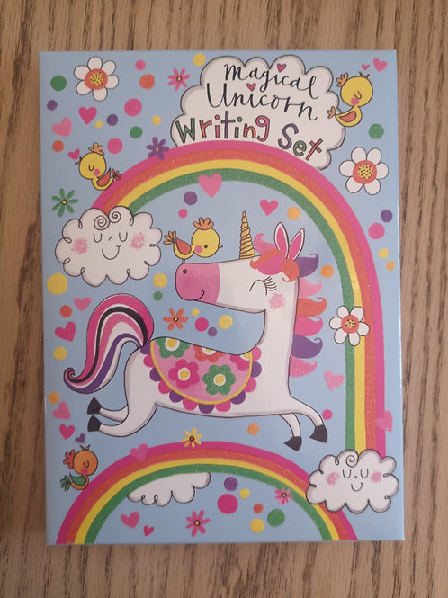 Rachel Ellen Designs Unicorn Writing Set