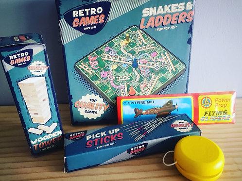 Ultimate Retro Games Set