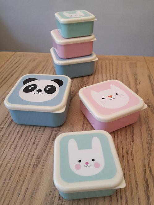 Snack Box Set - Panda
