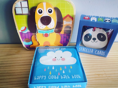 Baby Toy Gift Set