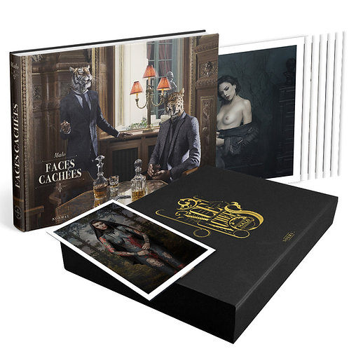 Malo - Coffret Collector - Face cachées