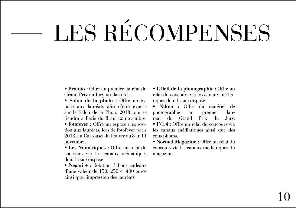 Dossier de Presse - Concours Normal Fash