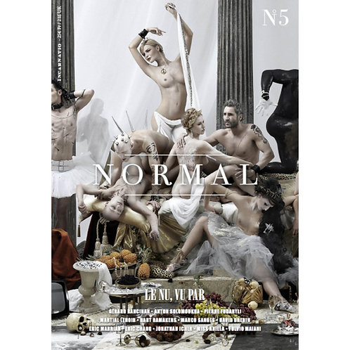 Normal Magazine Issue 5 - Online