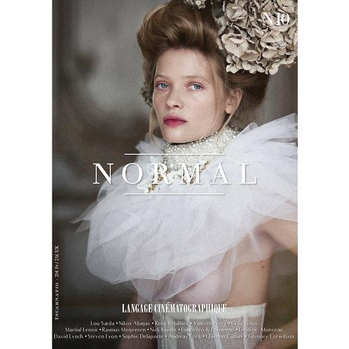 Normal Magazine N°10 - Membre