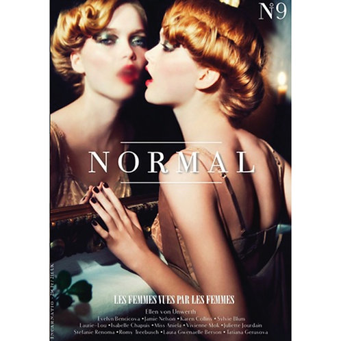 Normal Magazine n°9 - Online