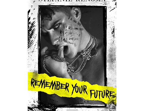 Stefanie Renoma - Remember your future cover3