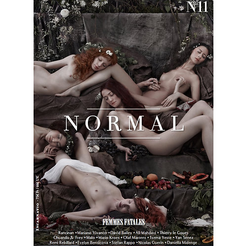 Normal Magazine N°11 - Rancinan
