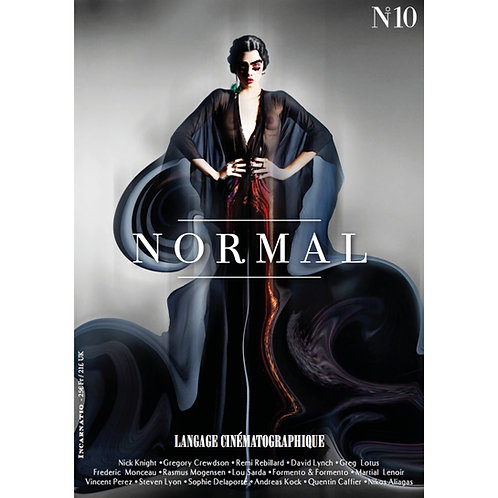 Normal Magazine n°10 - Online
