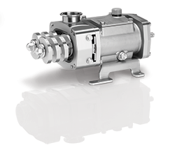 Fristam Twin Screw Pump, One Pump for CIP and Process...