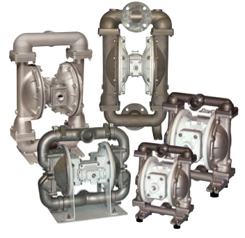 Sandpiper Sanitary Pumps - when you can't wait weeks for equipment!