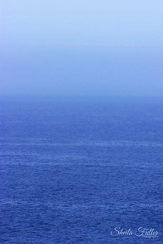 Blue, Horizon, Ocean, Water, Sky