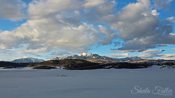 Solstice, Pagosa Springs, Colorado, Winter