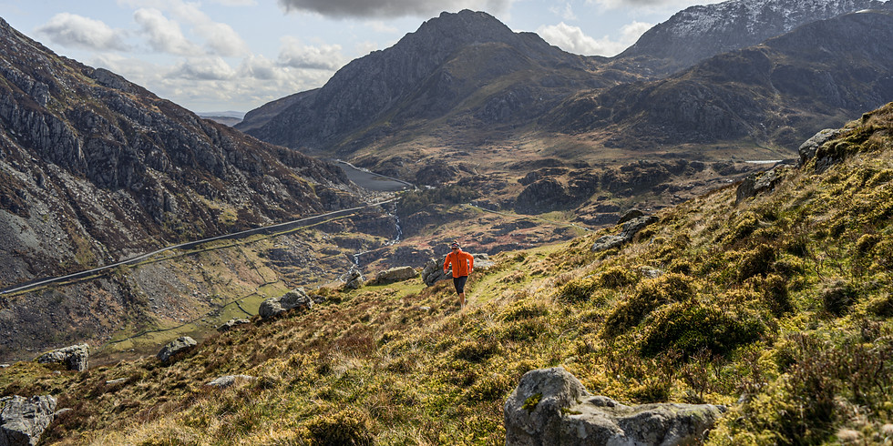 Mountain Skills and Navigation for Runners - 2 days - Snowdonia