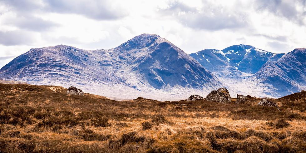 Explore the Cairngorm's - 3 days Trail Running Adventure - Scotland