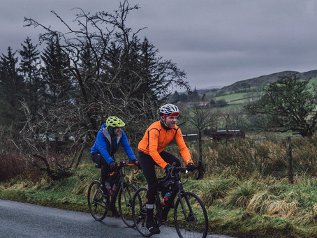 Cycling as Cross Training for Ultra Runners