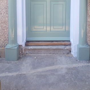 Georgian Porch Restoration