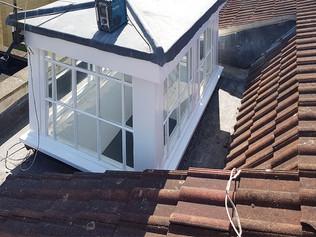 Lantern Roof Light Restoration