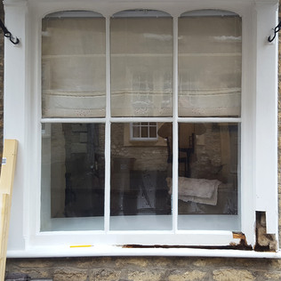 Period Sash Window Renovation