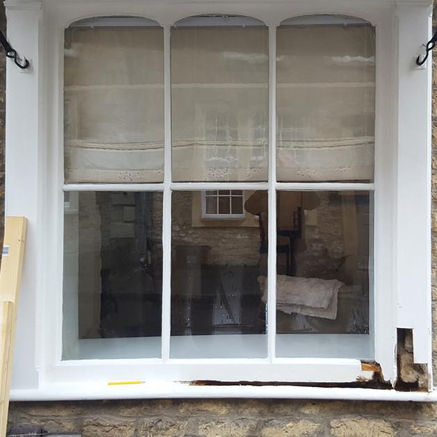Period Sash Window Renovation