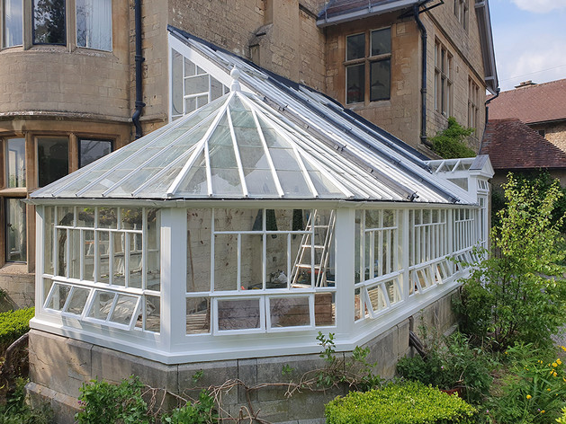 Victorian Orangery Renovation
