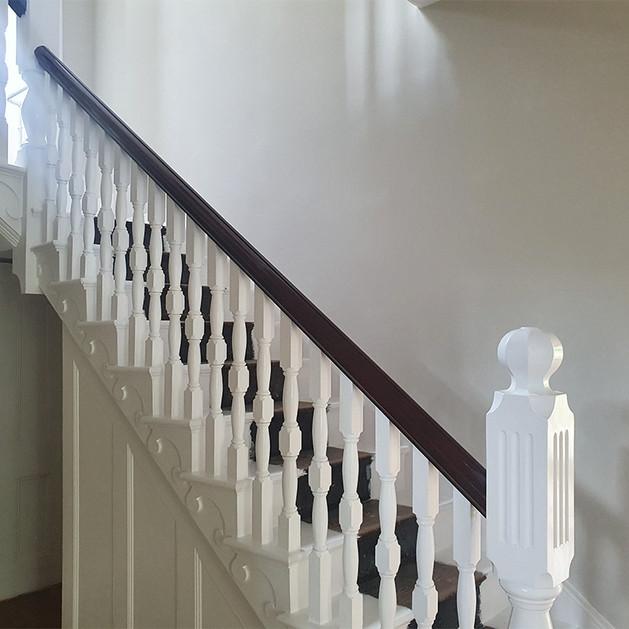 Stairs & Landing