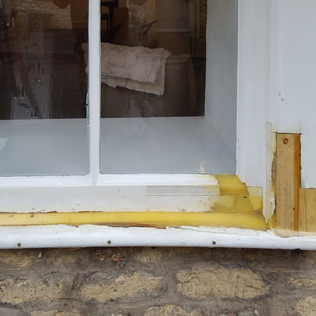 Period Sash Window Renovation.