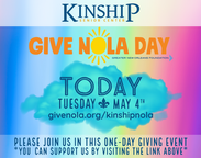 Today is GiveNOLA Day!