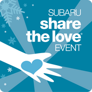 It's Back!  Subaru Share the Love!
