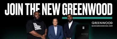 Greenwood Banking (Let's Go!!!)