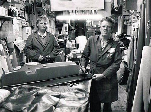 Jan en John Verheuvel