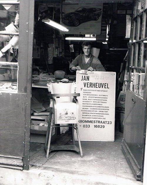 Jan Verheuvel