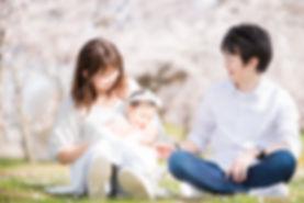 桜 出張撮影 ファミリーフォト 石川県
